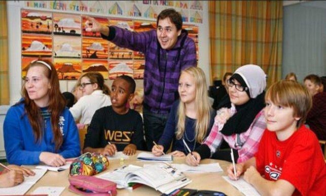 Pendidikan Finlandia